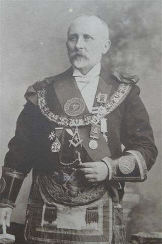 William Hutchison Leask